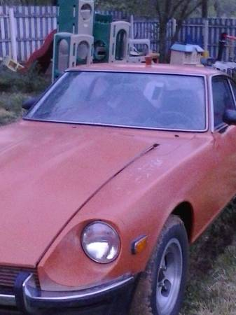1972 datsun 240z running project for sale in albuquerque new mexico. Black Bedroom Furniture Sets. Home Design Ideas