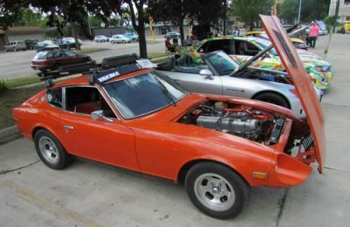 1972 Datsun 240z Hls30 For Sale In Grand Forks North Dakota