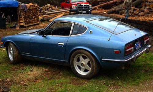 1971 Datsun 240Z For Sale in Grass Valley California - $13500