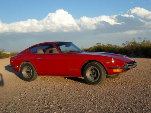 Datsun 240Z For Sale New Mexico: Craigslist Classified Ad ...
