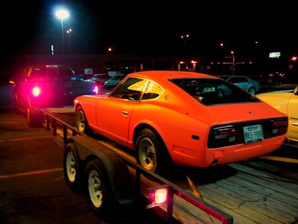 1972 Datsun 240Z V6 Auto For Sale in Thousand Oaks ...