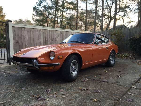 Datsun 240Z For Sale Virginia: Craigslist Classified Ads