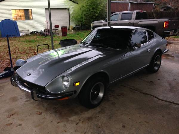 Craigslist Cars New Orleans: Datsun 240Z For Sale Louisiana: Craigslist Classified Ads