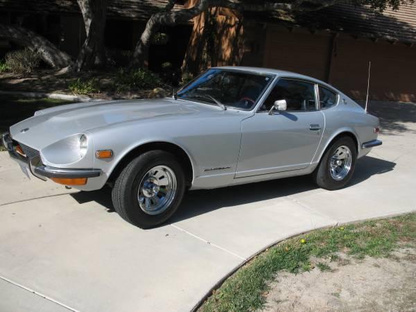1971 Datsun 240Z For Sale in Lompoc CA -$15K