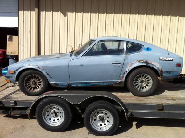 1972 Datsun 240z 6cyl 5 Speed For Sale In Navarre Florida 6 500