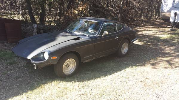 1972 Datsun 240Z For Sale in San Antonio TX - $5K