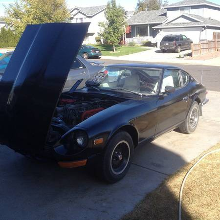 1972 Datsun 240Z 6Cyl 5 Speed For Sale in Navarre, Florida ...