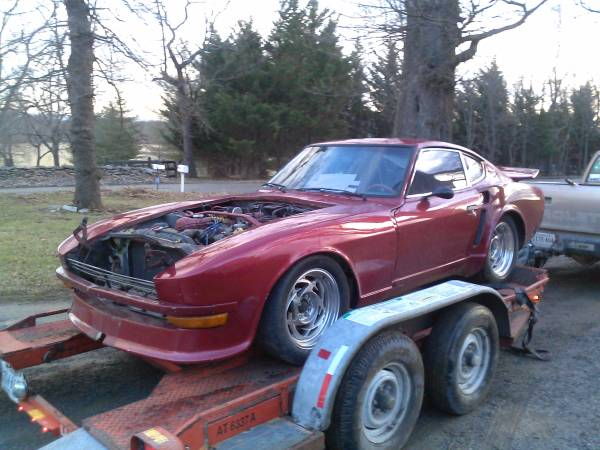 Datsun 240Z For Sale Virginia: Craigslist Classified Ads ...