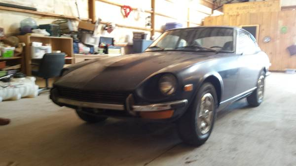 1972 Datsun 240z S30 Project For Sale Or Trade In East Knoxville Tn