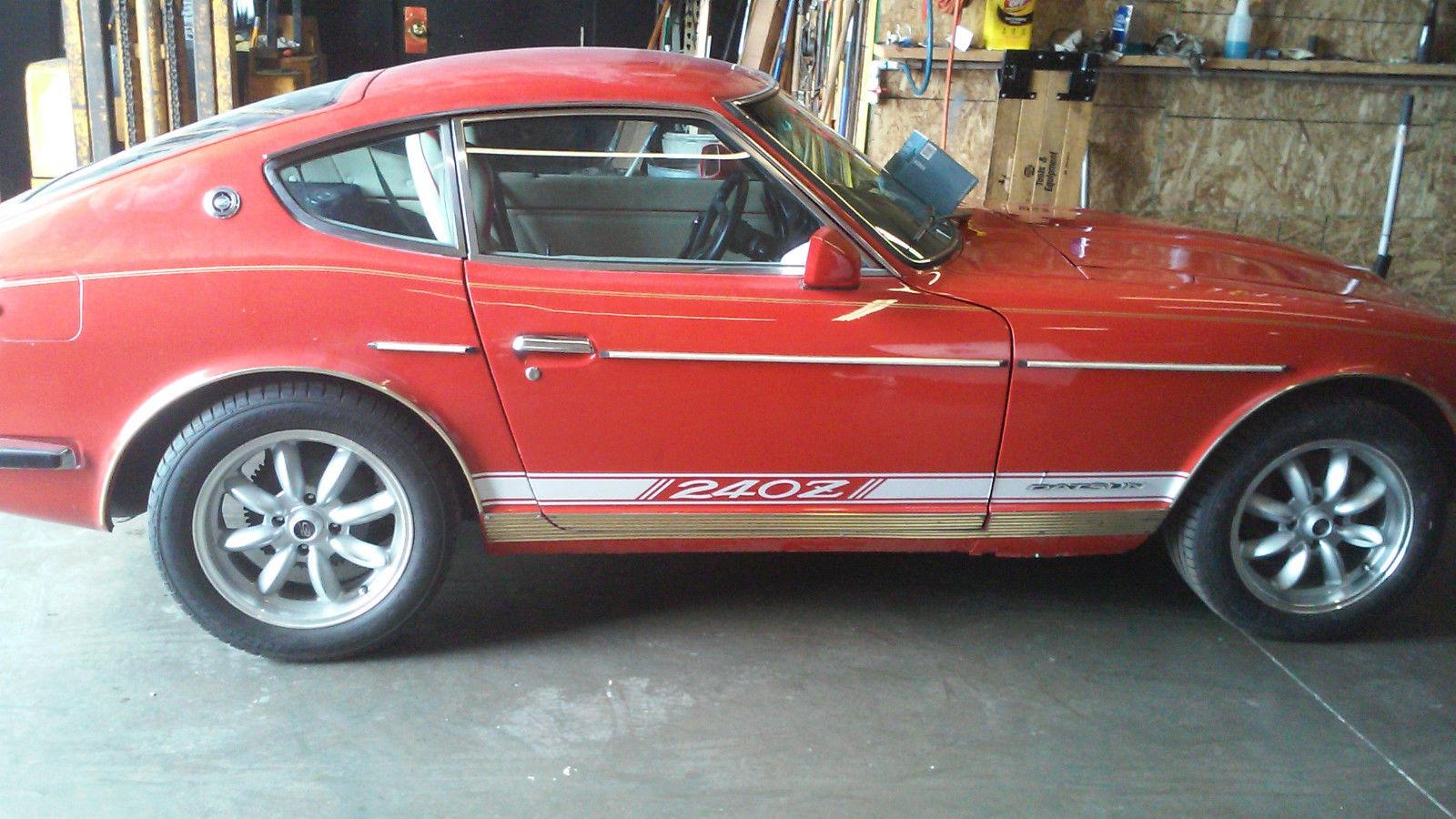 1972 Datsun 240z For Sale In Pacific Wa 14999