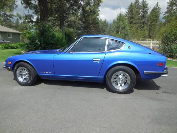 1973 datsun 240z for sale in spokane wa 14k. Black Bedroom Furniture Sets. Home Design Ideas
