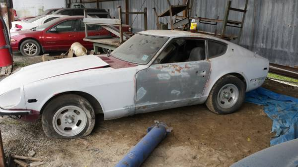 Craigslist Cars New Orleans: 1971 Datsun 240Z For Sale In New Orleans LA