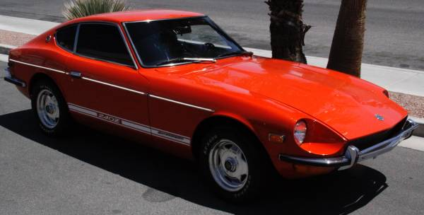 1972 Datsun 240Z Excellent Condition For Sale in Los ...