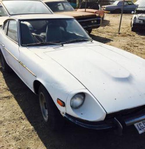 1973 Datsun 240Z For Sale In Fresno CA
