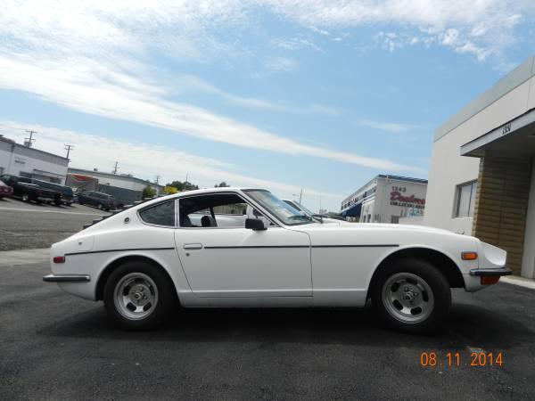 1971 Datsun 240z For Sale In Santa Ana Ca 17k