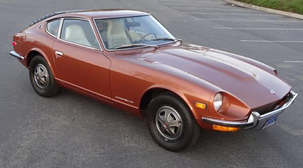 1972 Datsun 240Z For Sale in Redondo Beach CA - $12500