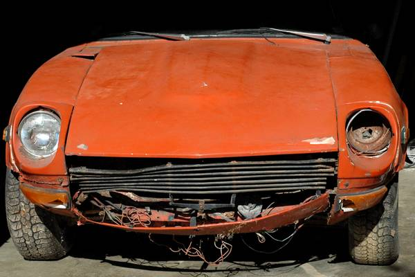 1972 Datsun 240Z 2DR Coupe For Sale in Gainesville ...