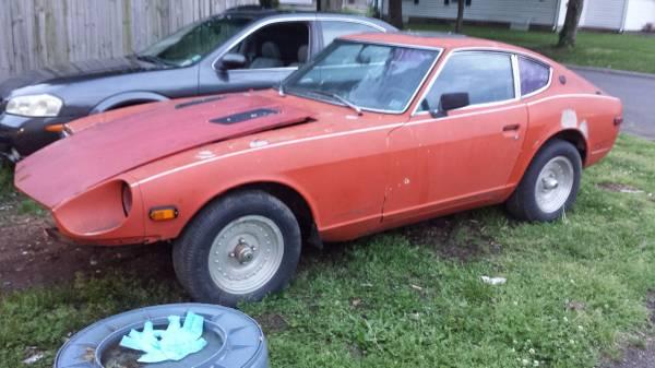 1973 Datsun 240Z For Sale in Sedalia MO - $2K