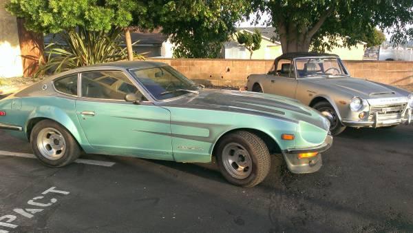 1971 Datsun 240Z V6 5 Speed For Sale in Lompoc, California ...