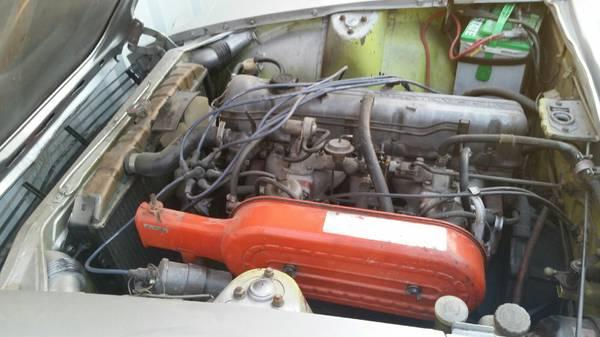 1972 Datsun 240Z 5 Speed Manual For Sale in Oakland ...