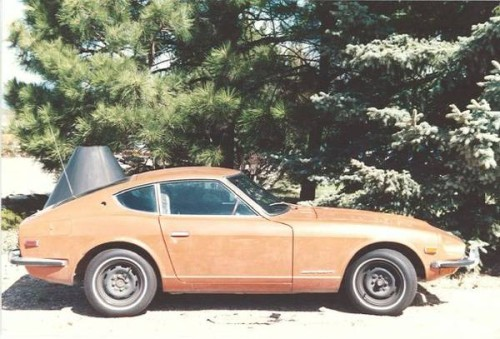 1973 Datsun 240Z Inline 6 4spd For Sale in Los Alamos, New ...