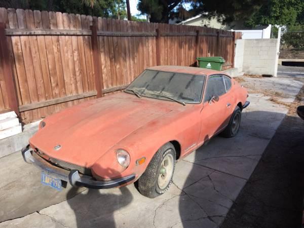 1972 Datsun 240z Excellent Condition For Sale In Los