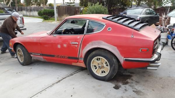 1973 Datsun 240Z Coupe V6 For Sale in Los Angeles ...