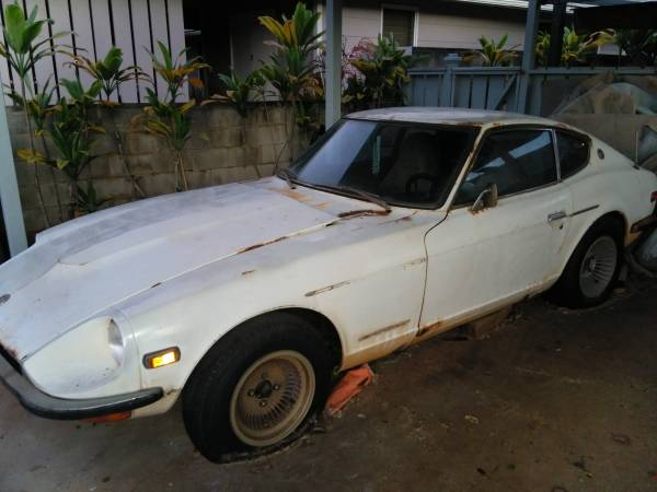 Coral Springs Nissan >> Datsun 240Z For Sale Hawaii: Craigslist Classified Ads - Nissan S30