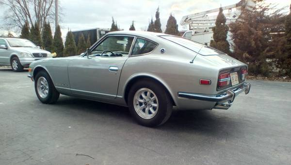 Datsun 240z For Sale Indiana Craigslist Classified Ads Nissan S30
