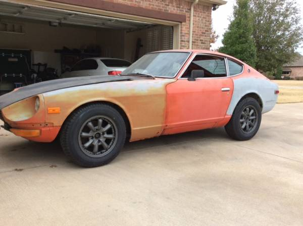 Datsun 240z For Sale Texas Craigslist Classified Ads Nissan S30