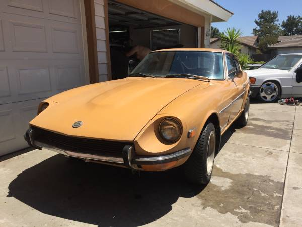 1970 Datsun 240Z Full Restoration For Sale In Columbus