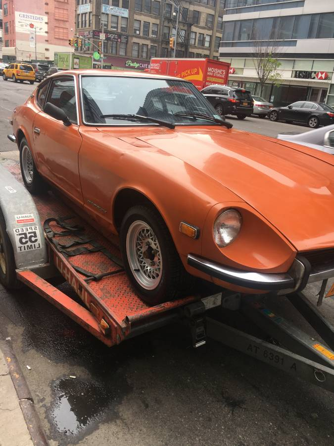 1970 Datsun 240Z Manual For Sale in Westchester County ...
