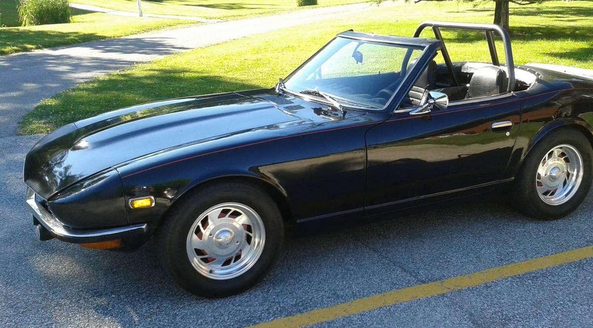 1971 Datsun 240z Spyder For Sale In Port Huron Michigan 8 800
