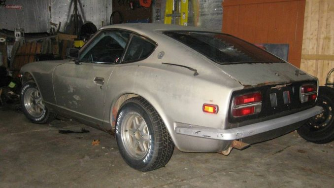 1973 Datsun 240z 2 8l Manual For Sale In Amherst New York 1 500
