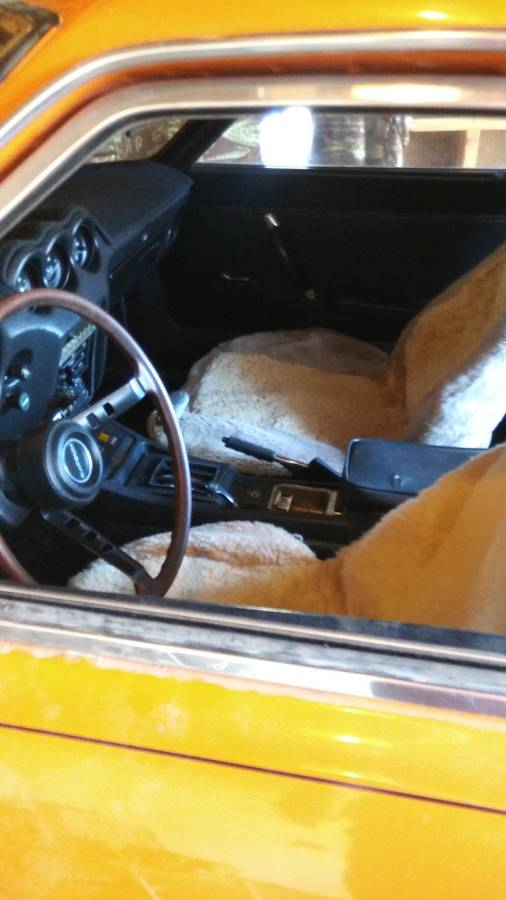 1973 Datsun 240z V6 Automatic For Sale In Denver Colorado