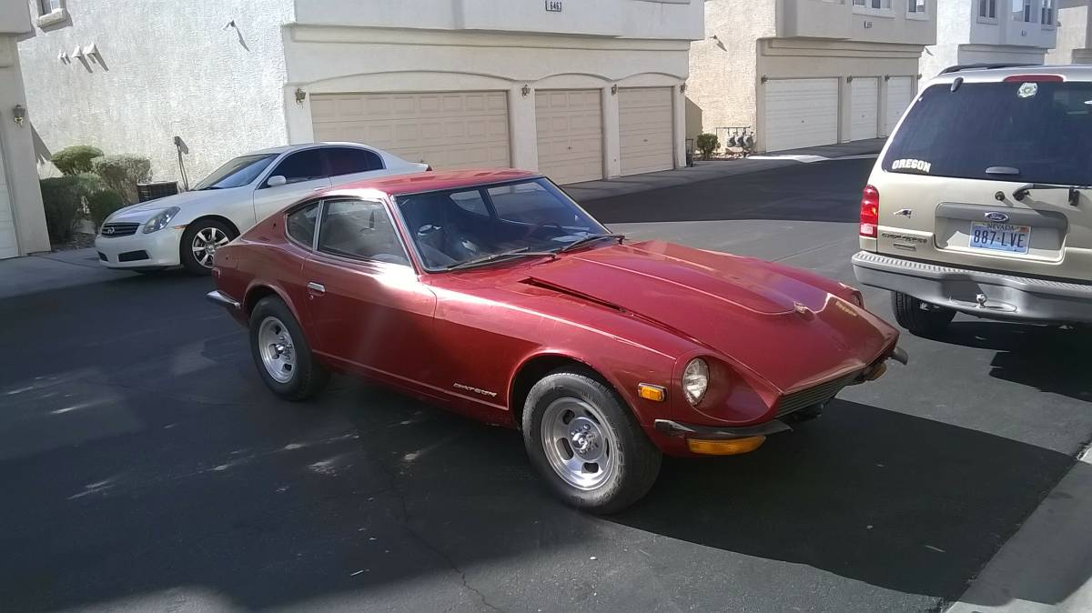 Datsun 240z For Sale Craigslist Texas New Cars Update 2019 2020 By