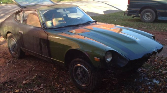1973 Datsun 240Z V6 Manual For Sale in Lexington, North ...