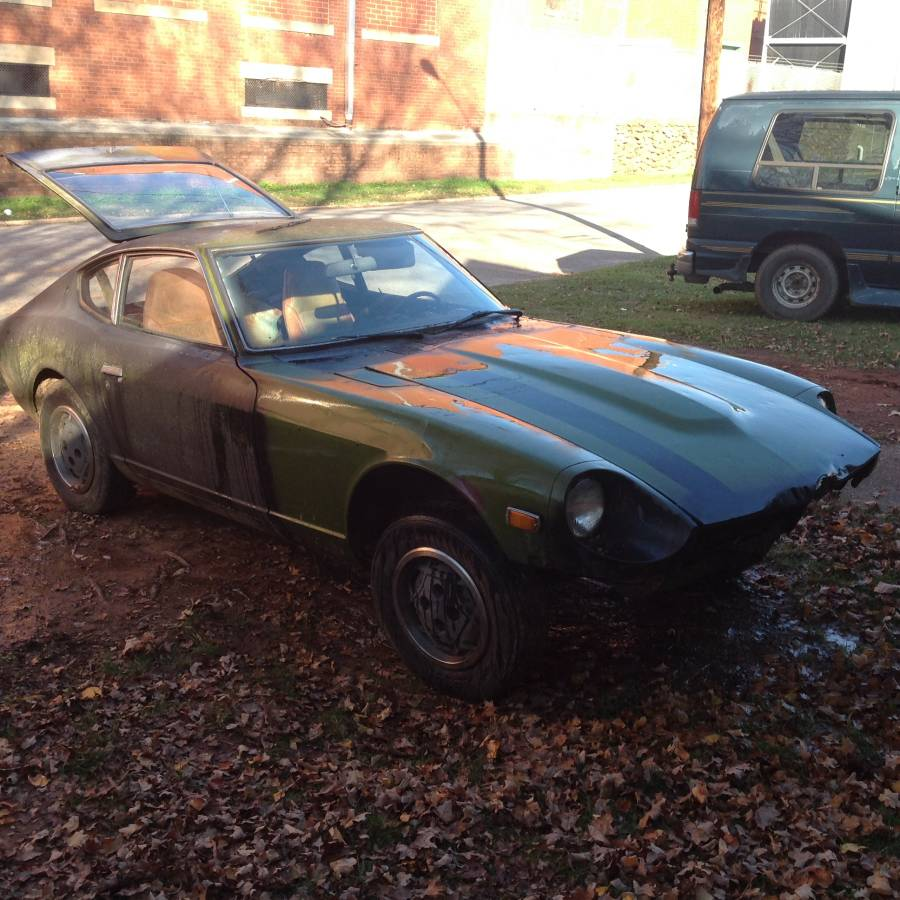 Datsun 240z For Sale Craigslist Florida >> 1973 Datsun 240Z V6 Manual For Sale in Lexington, North Carolina - $1,250