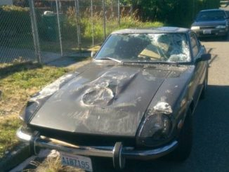 1973 Datsun 240Z w/ Chevy 350 V8 Small Block For Sale in ...