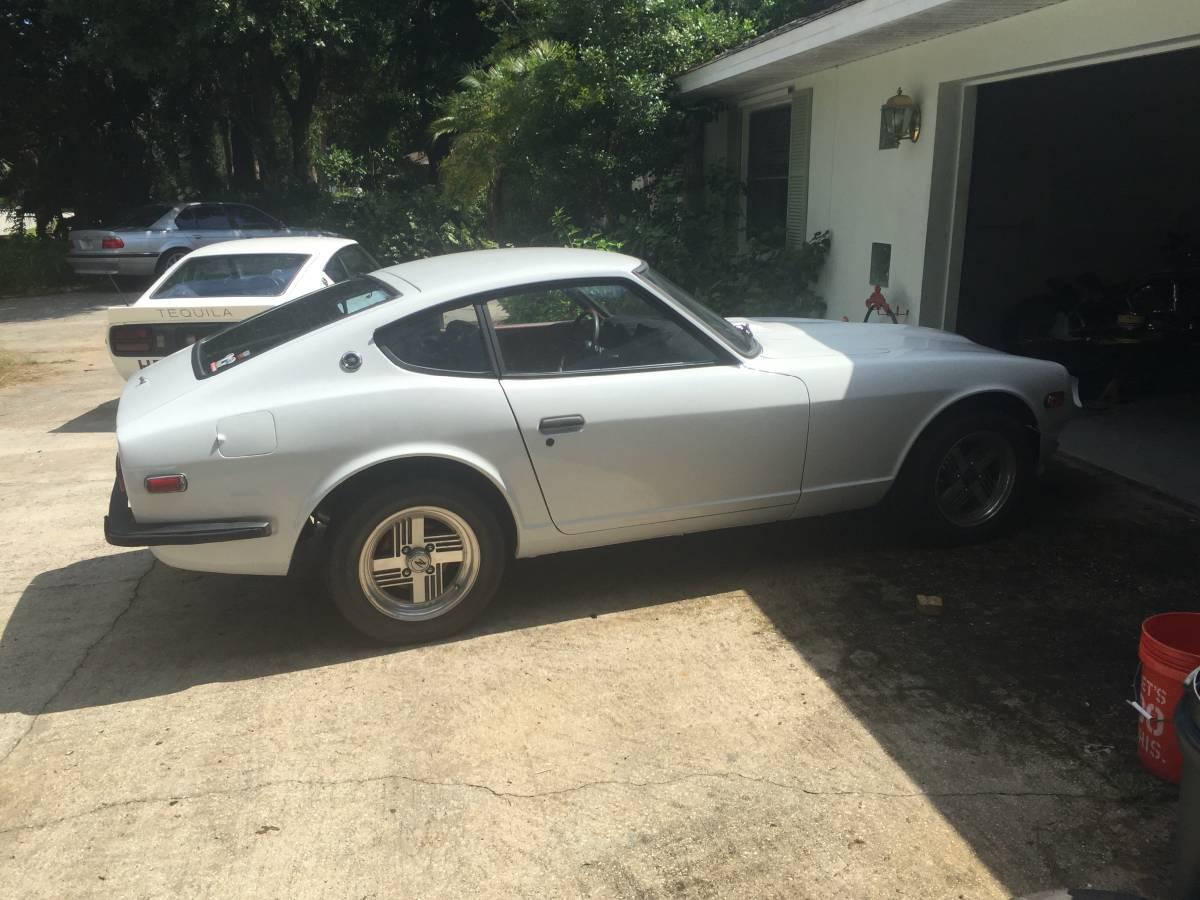 Nissan Columbus Ga >> 1973 Datsun 240Z V6 Manual For Sale in Buckhead, Georgia - $15,750