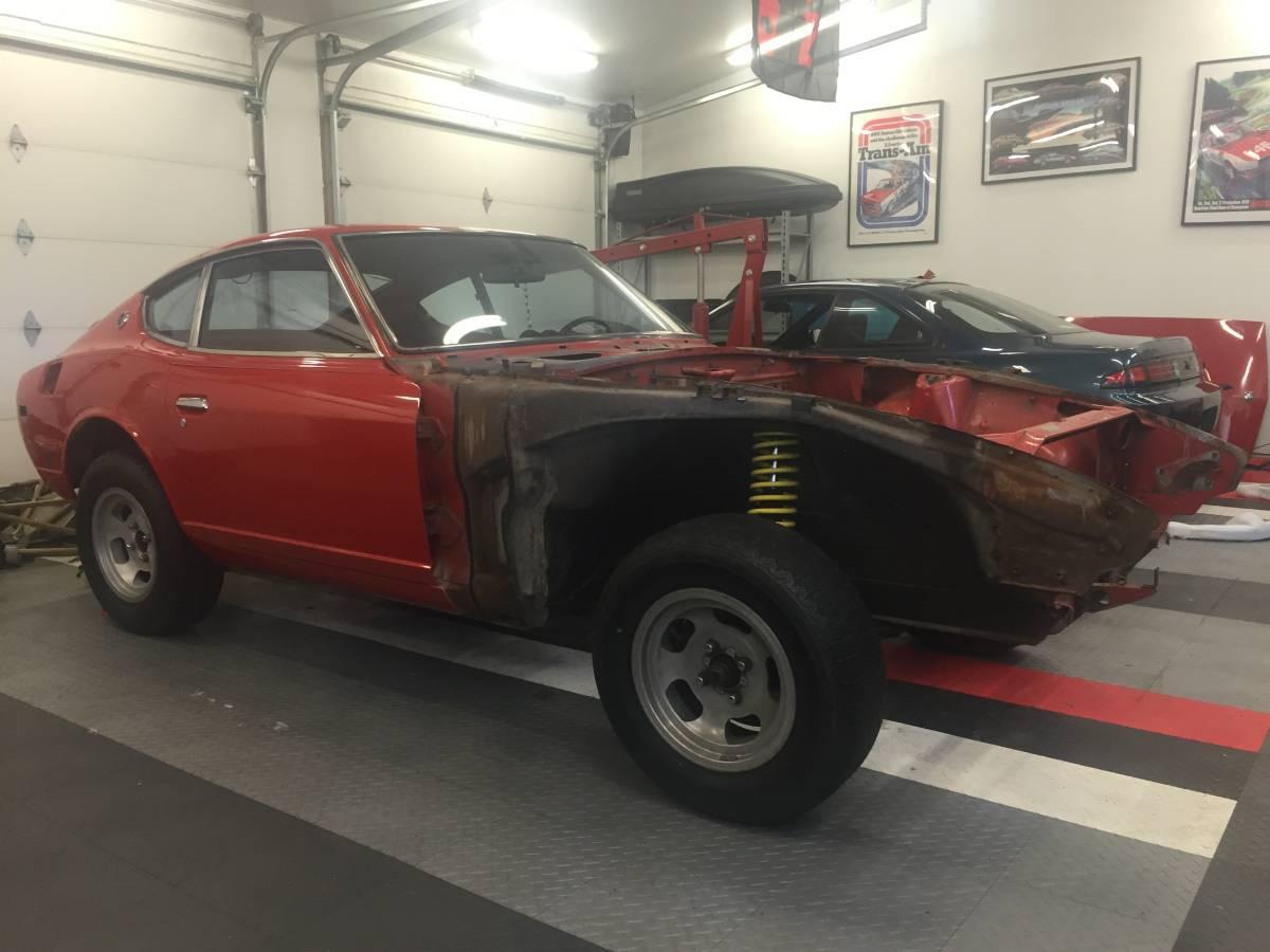 Datsun 240z For Sale Craigslist Florida >> 1971 Datsun 240Z 2DR Coupe For Sale in Denver, Colorado - $5K