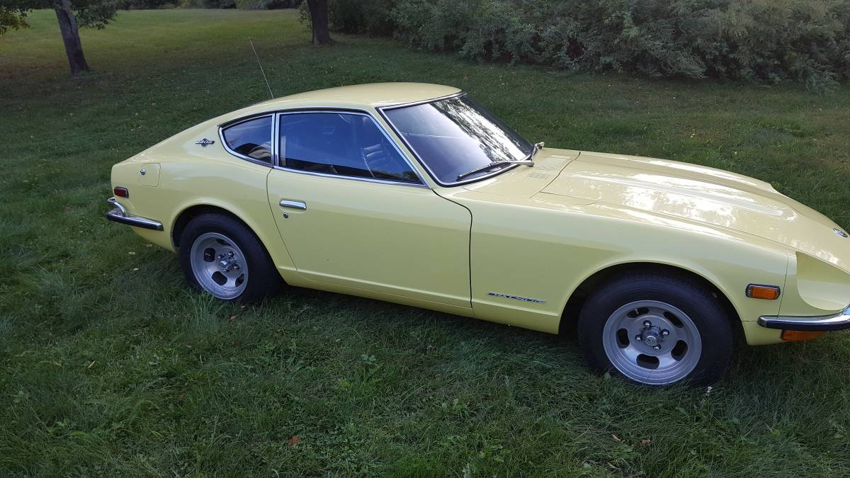 1971 Datsun 240Z Manual For Sale in Hartford, Connecticut - $23K