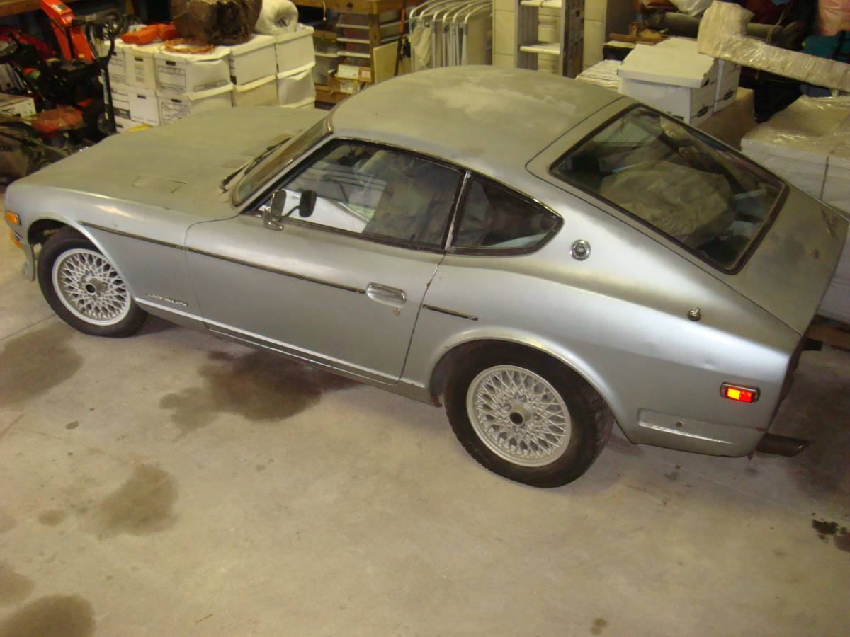 1971 Datsun 240Z V6 Manual For Sale in Wall Township, New ...