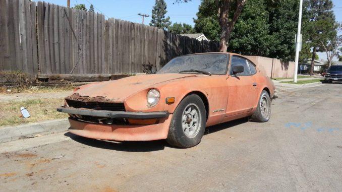 1973 Datsun 240Z Manual For Sale In Inland Empire, California