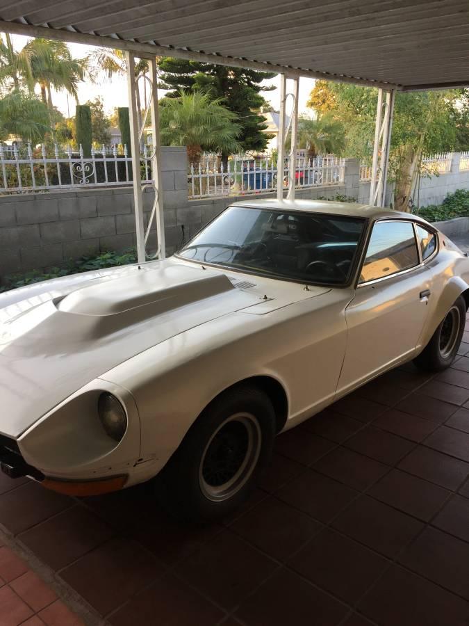 1972 Datsun 240Z V8 Engine Automatic For Sale in Gardena ...