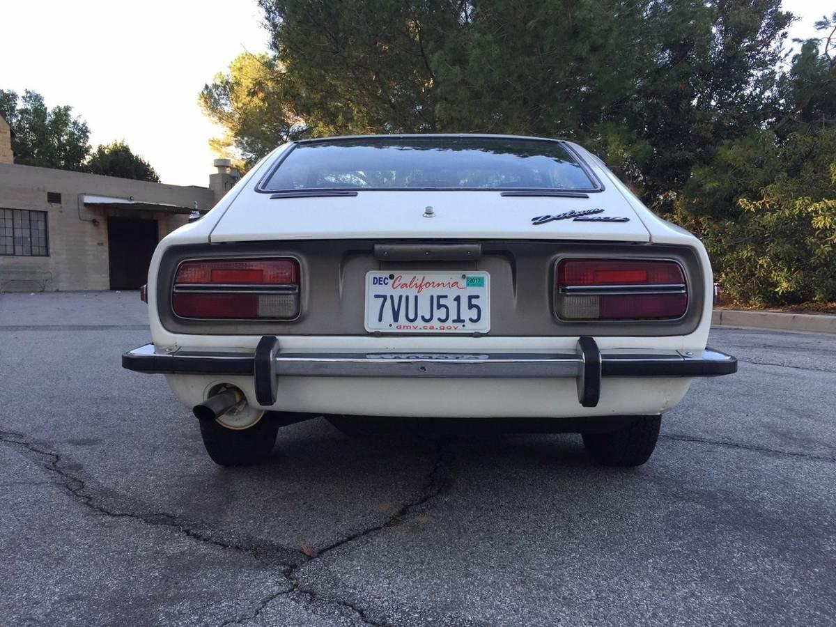 1970 Datsun 240Z Series 1 White 904 For Sale in Glendale ...