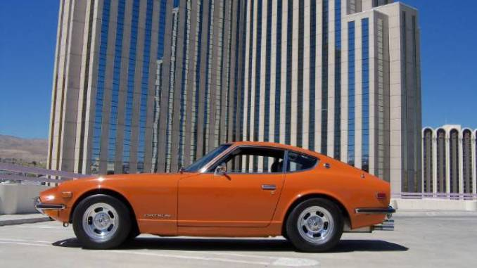 1972 datsun 240z i6 5spd manual for sale by dealer in reno nv 28k. Black Bedroom Furniture Sets. Home Design Ideas