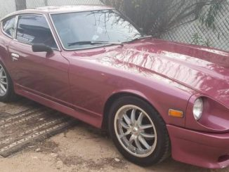 1973 Datsun 240Z 6 Cyl Manual Project Car For Sale in ...