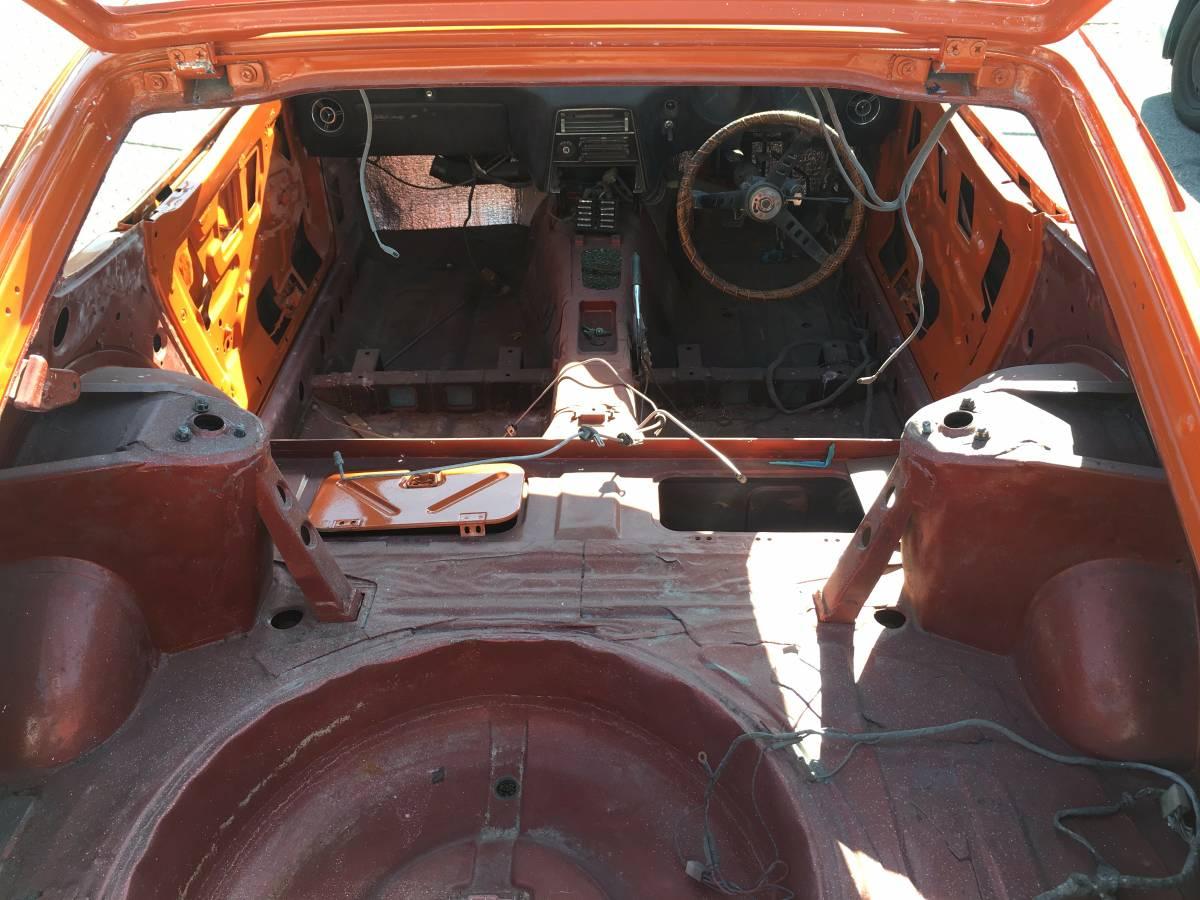 1972 Datsun 240Z Right Hand Drive (RHD) For Sale In Orange