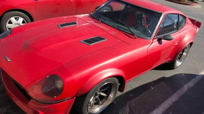 1971 Datsun 240z Wide Body L28 5spd For Sale In San Jose North Ca